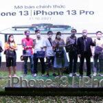 FPT Shop đạt doanh thu kỷ lục gần 200 tỷ đồng từ iPhone 13 series chỉ trong ngày đầu tiên mở bán
